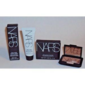 NARS Laguna Bronzer & Pore + Shine Control Primer
